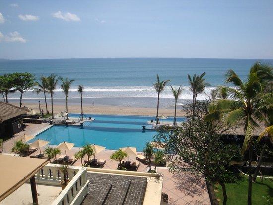 The Legian Bali : 部屋からの眺め