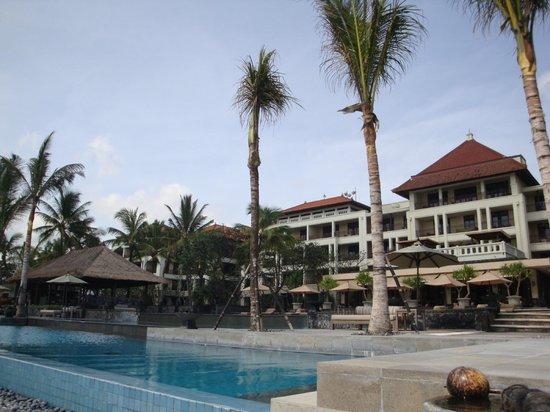 The Legian Bali : プール