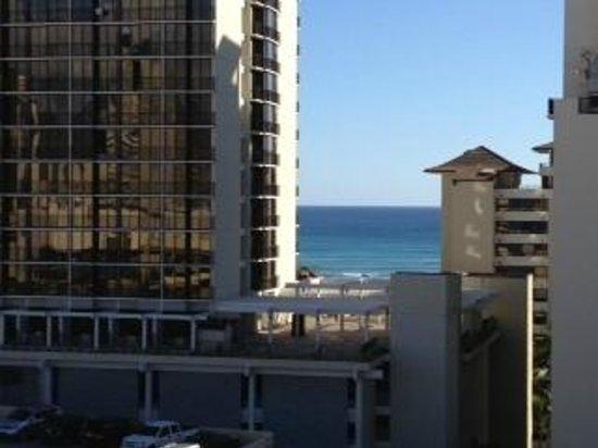 Wyndham at Waikiki Beach Walk : Master and Bedroom 2 view