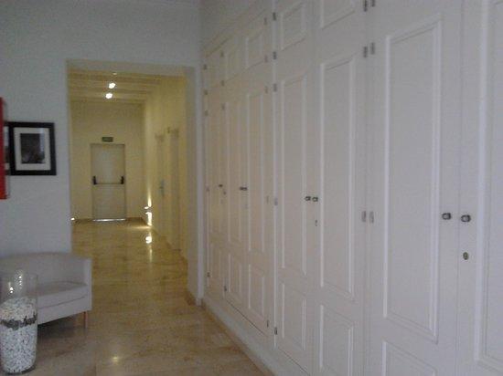 Convento Tarifa: Corridoi piani