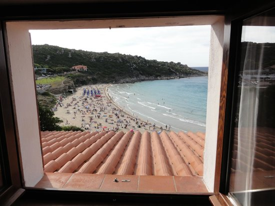 Aussicht - Picture of La Terrazza di Lilly, Santa Teresa Gallura ...