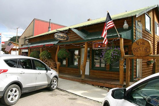 The Bistro : Bistro - Cooke City, Montana