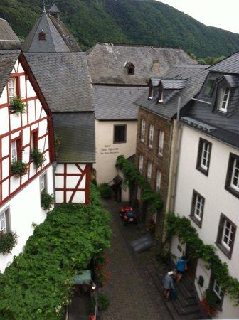 Hotel Haus Lipmann: Hotel location in foreground