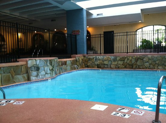 Embassy Suites by Hilton Hotel Kansas City - Plaza : Nice pool/ swimming area