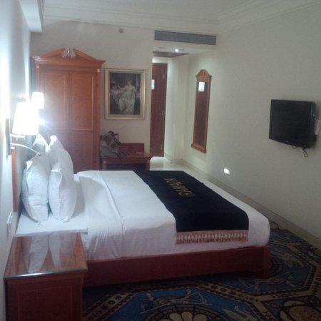 Ramada Amritsar: room