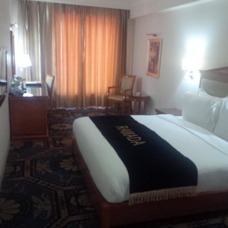 Ramada Amritsar: another view of room
