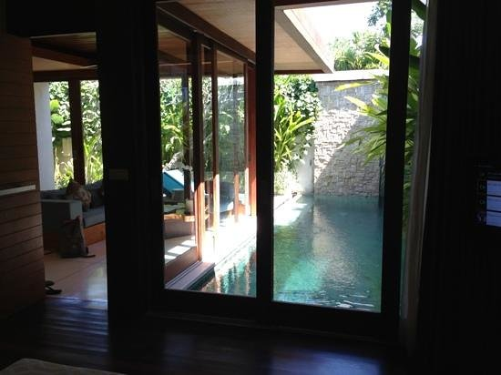 Maca Villas & Spa : pool villa