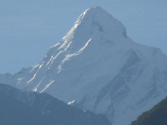 Uttarkashi, India: glacier mountain