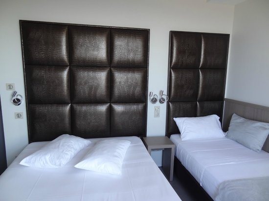 Hotel La Santa : Chambre