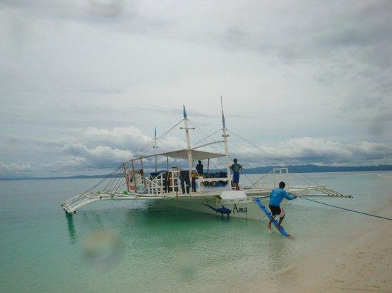 Philippine Fun Divers, Inc.: la nostra barca