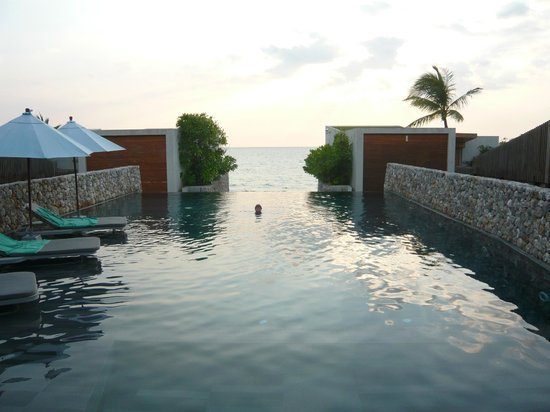 Casa de La Flora: Hotel pool
