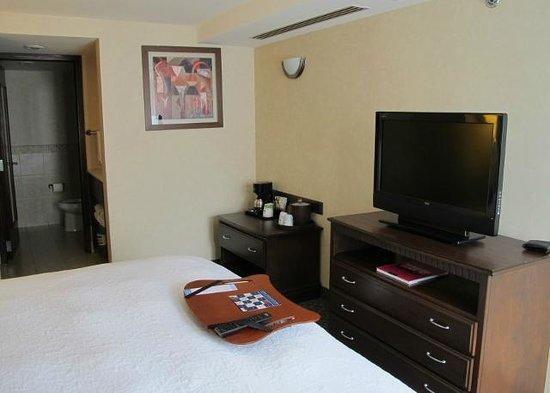 Hampton Inn & Suites Mexico City - Centro Historico : Room