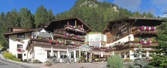 Romantic & Family Hotel Gardenia : il complesso