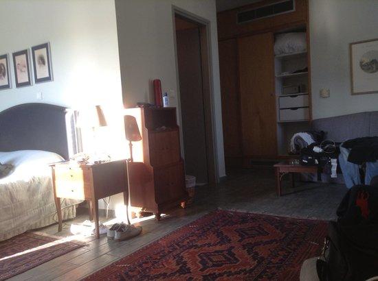 Aenos Hotel: Suite on 3rd floor