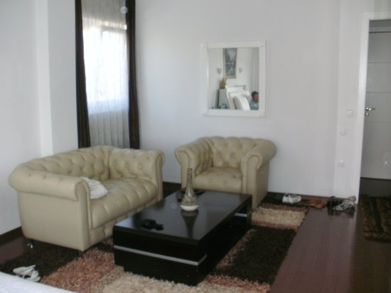 Hotel AFA Residence : chambre