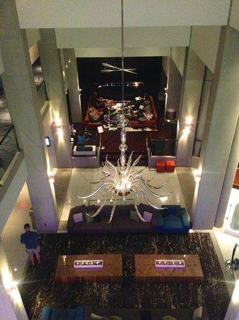 Hotel Murano: Lobby