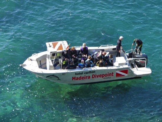 Madeira Divepoint