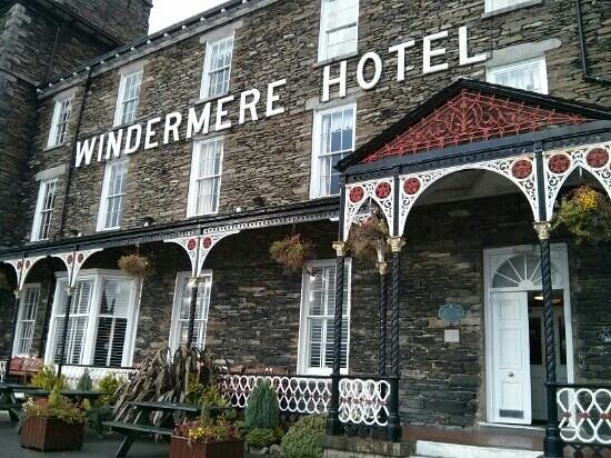 The Windermere Hotel: Entrance