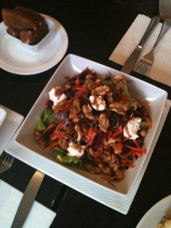 Cafe du Livre : One of their new salads