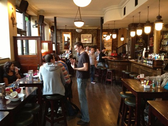 Arthur's Pub in west Dublin, is a popular local hangout among media and internet industry locals