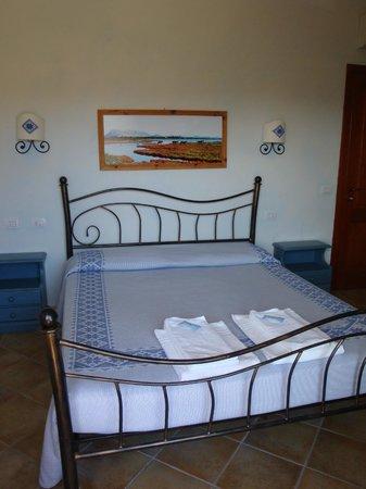 Hotel Il Viandante : Room