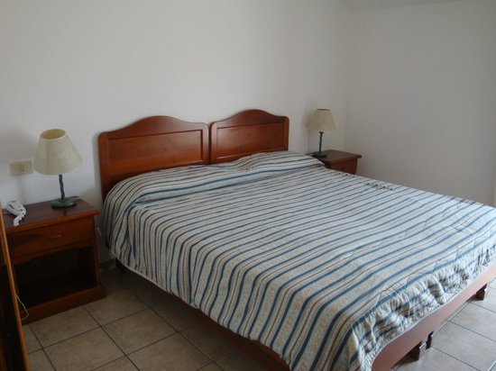 Hotel Moderno: Room