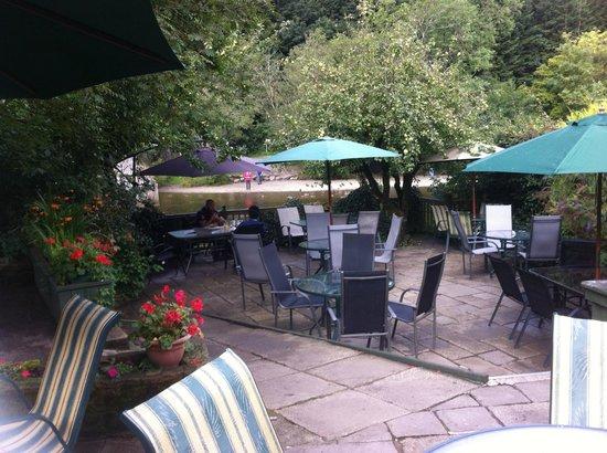 Granny Dowbekin's: Tea Garden