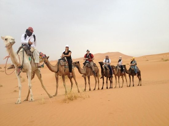 Choice 1 Tours: It was cloudy at the desert but still breathtaking