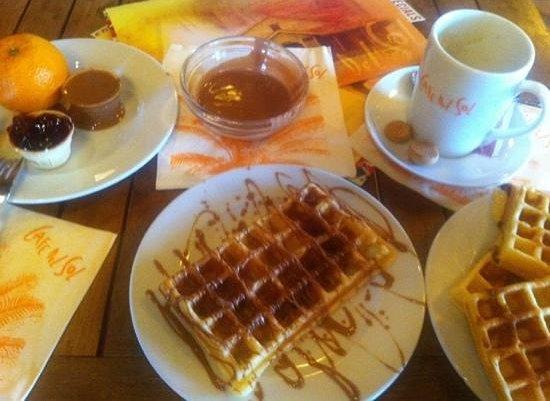 Telefonnummer Cafe Del Sol