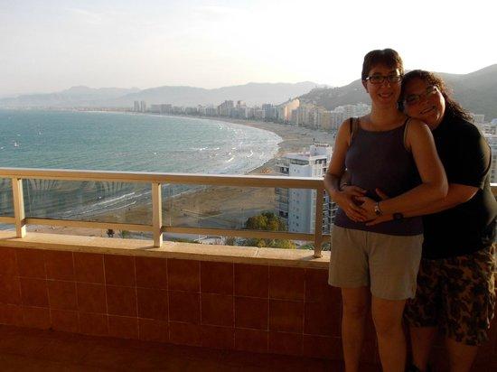 Florazar II Apartments: precioso desde la terraza
