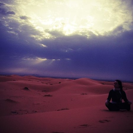 Choice 1 Tours: Early morning at the dunes