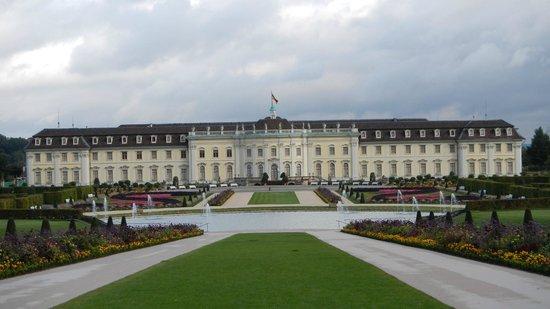 Ludwigsburg Palace (Residenzschloss) : Castle