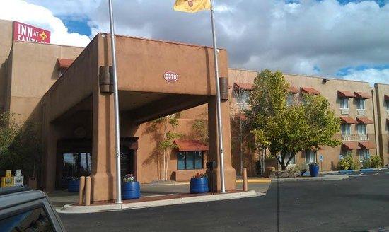Inn At Santa Fe: Hotel Front
