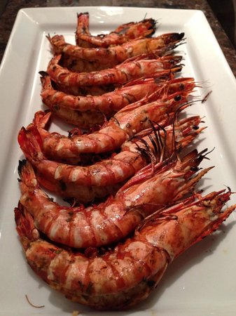 Flying Fish: Jumbo Prawns
