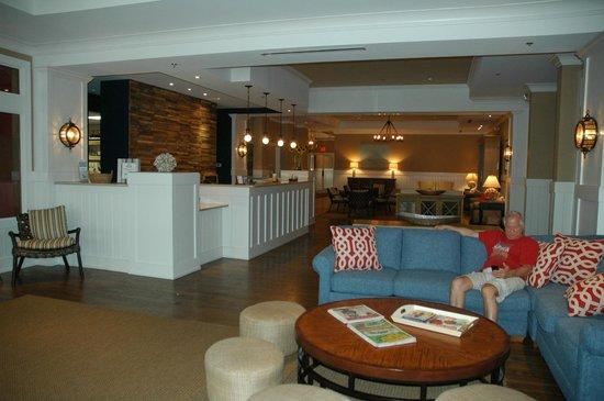 Avenue Inn & Spa: lobby