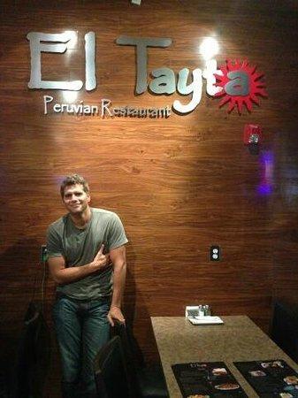 El Tayta Peruvian Restaurant: el zorro