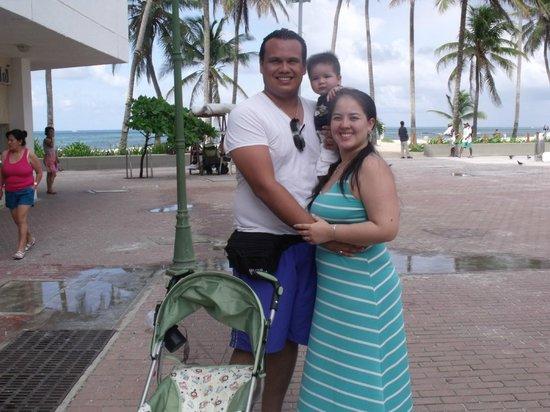 Hotel Casablanca: Mi hermosa Familia!
