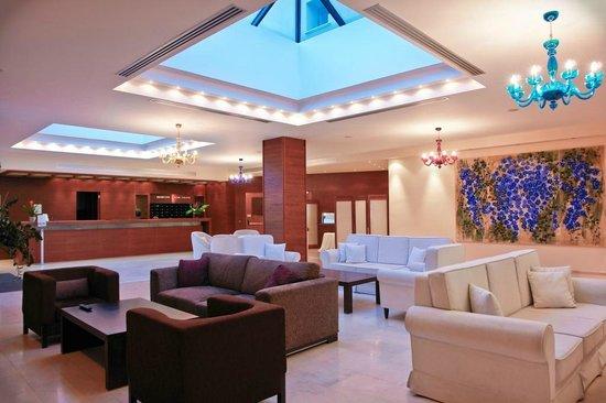 Kymi Palace Hotel: Lobby