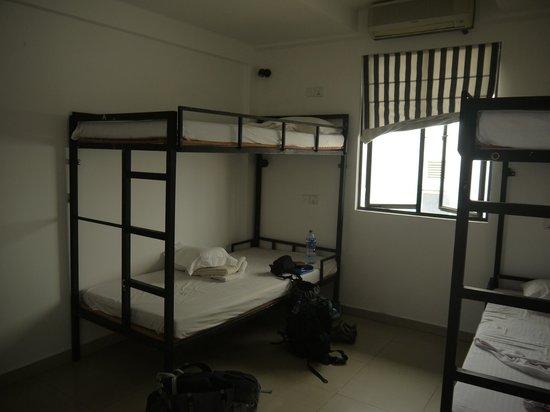 Clock Inn Colombo: 4-bed dorm