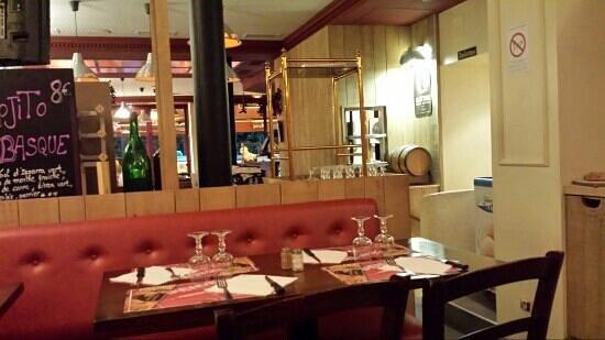 restaurant chez papa bastille 40 boulevard de la bastille paris