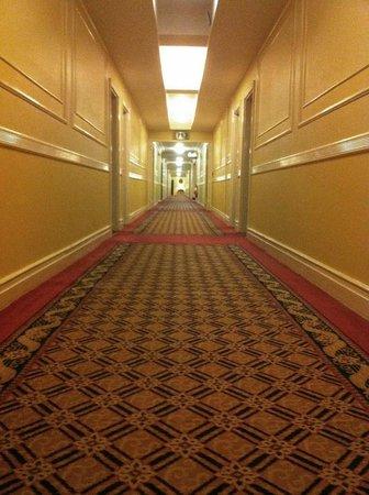 Riu Plaza The Gresham Dublin: Los pasillos