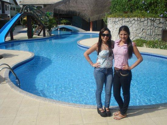 Sarana Praia Hotel: piscina