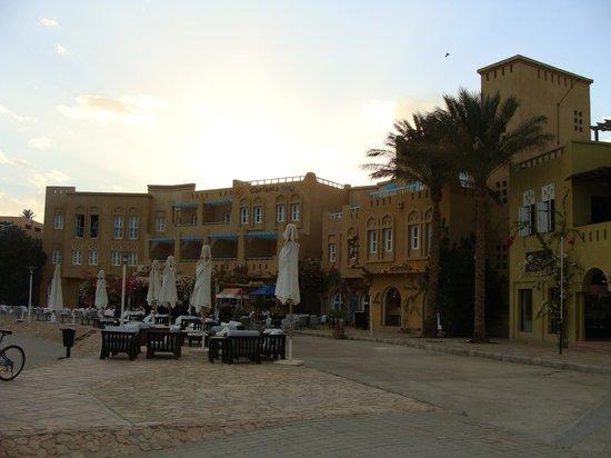 The Captain's Inn : Fachada do Hotel