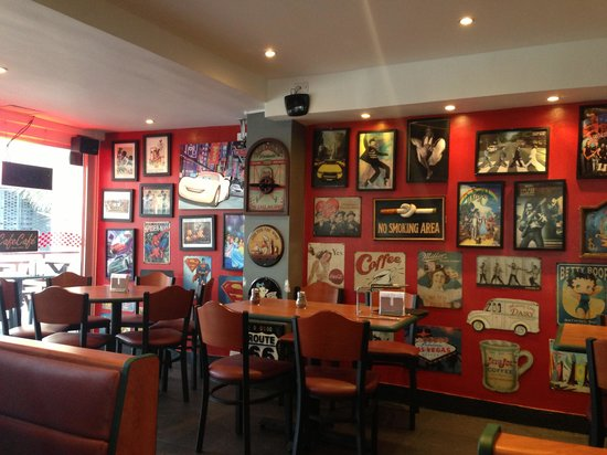CafeCafe Since 1992: Since 1912
