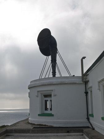 Lizard Lighthouse Heritage Center: Lizard Lighthouse olf foghorns
