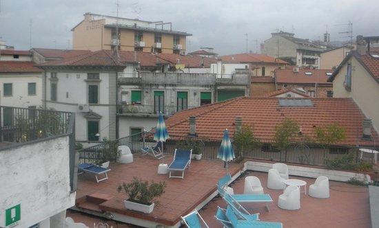 Hotel Universo : La vista dal tetto