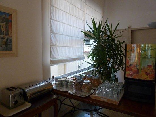 HOTEL ESPADON : La salle à manger