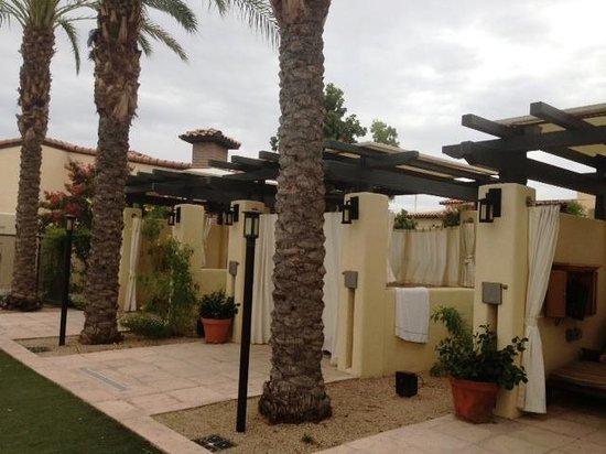 Omni Tucson National Resort : Cabana