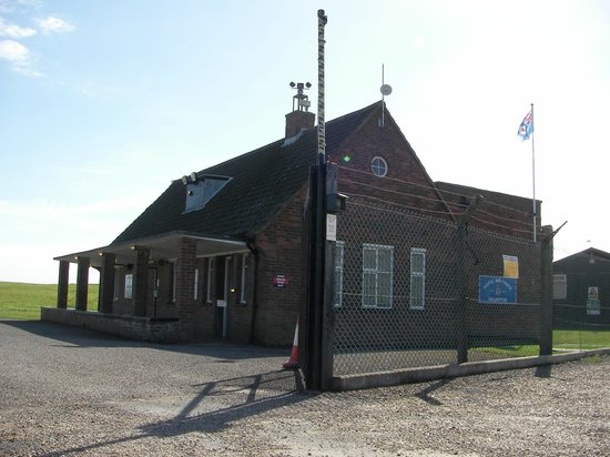 VISIT THE BUNKER - RAF Holmpton: THE GUARDHOUSE / BUNKER ENTRANCE (ROTOR BUNKER STANDARD STYLE)