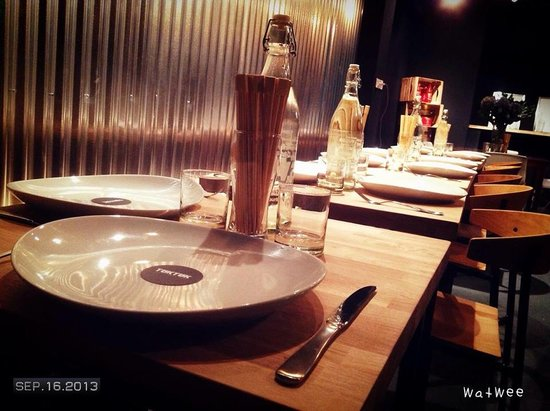 TUK TUK : Thai Street Food: L'intérieur du restaurant